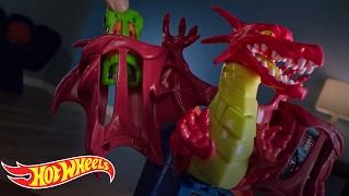Hot Wheels® Dragon BLAST™ Play Set | Hot Wheels
