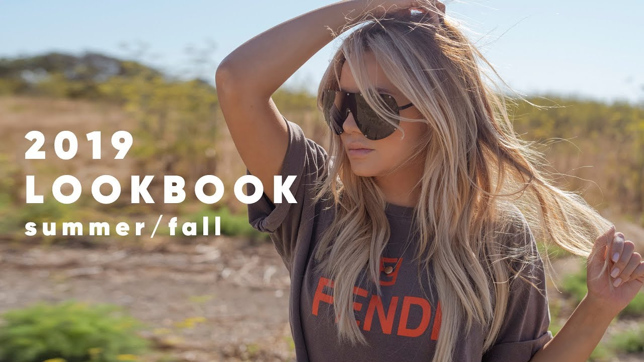 2019 Lookbook – Outfits for Summer + Fall