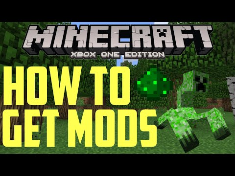 how-to-get-mods-on-minecraft-xbox-one