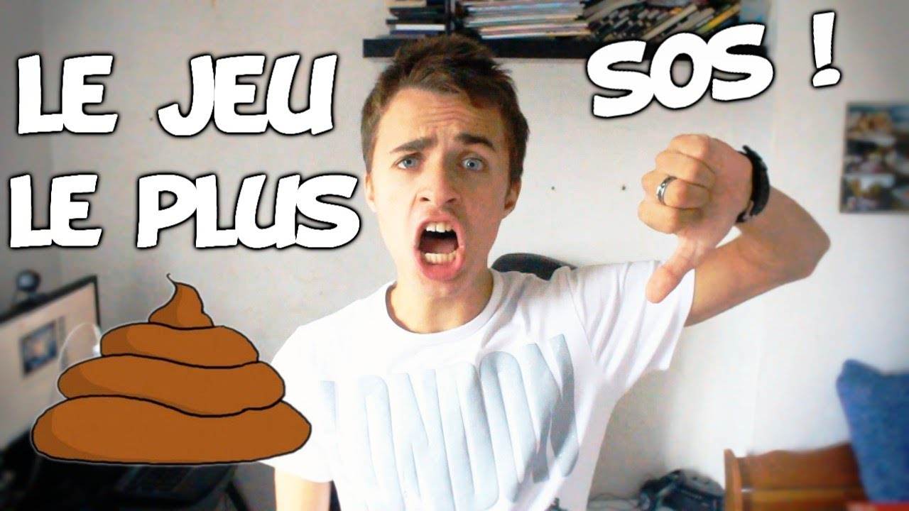 squeezie le jeu le plus nul du monde youtube