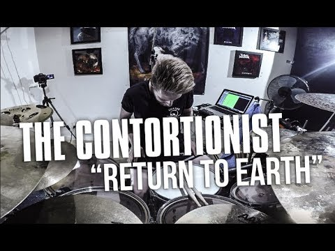 The Contortionist - Return To Earth - Drum...