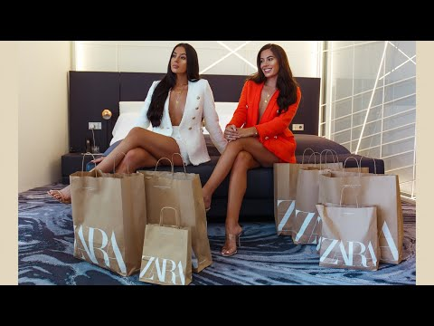 WE SPENT £600 IN ZARA!!!!! SPRING/SUMMER ZARA HAUL