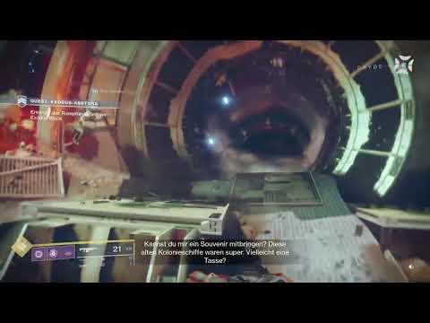 Destiny 2 Warlock (OpenWorld)