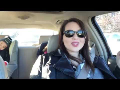 FROZEN on Ice! - SRV #1 | Sarah Rae Vlogas |