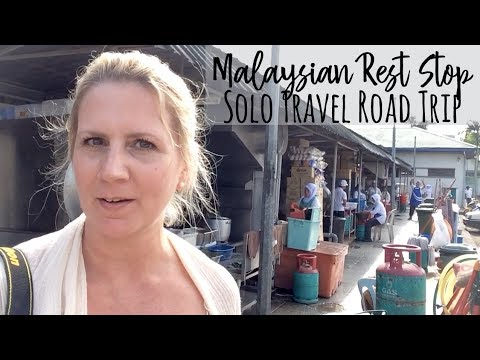 Malaysia Rest Stop | Exploring Kitchens & Making Friends During Road Trip