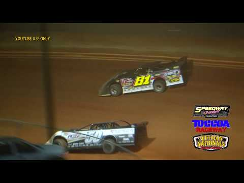 SNBS 64 Laps / $6,400 to win @ Toccoa Speedway March 17, 2018