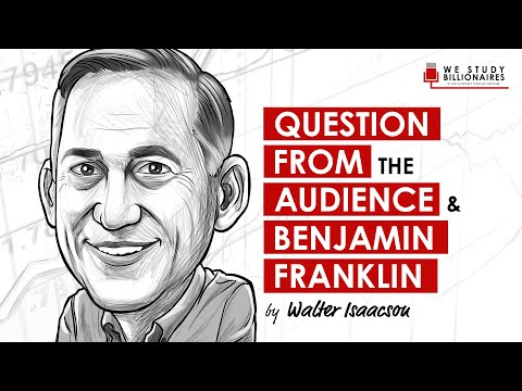71 TIP: Value Investing Questions And Benjamin Franklin