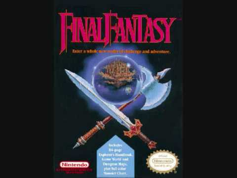 FF1 NES Music - Chaos Temple