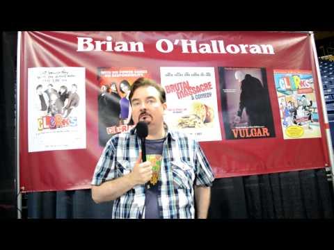 ComiCONN: Brian O'Halloran Interview on Video Games