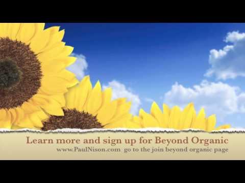 Join  Beyond Organic With Jordan Rubin