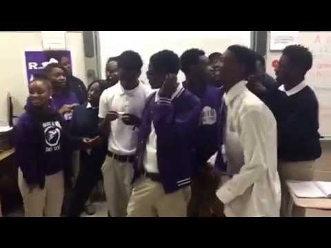 Mrs.Gill 7th Hour  12 Powerful Words Rap