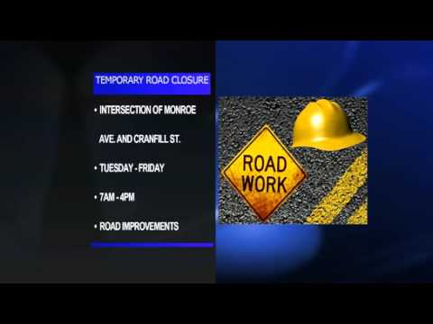 Central El Paso Traffic Alert