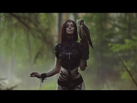 1 Hour of Witch Fantasy Music  Dark, Light, Magical, Beautiful
