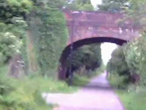 Bike Trip along Avon Valley Cycleway into Bristol - 27 May 2011 .wmv