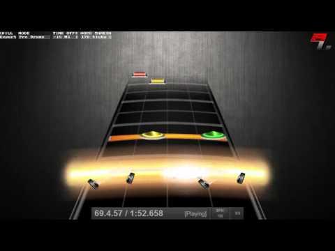 [HD] RBN2 - Eden 2.0 (PRO X+) Custom Drums v1