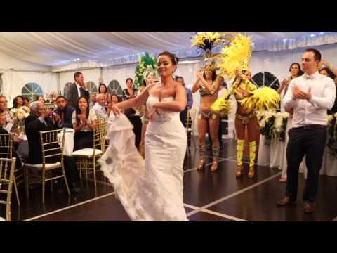 Rhythm Brazil Wedding Entertainment