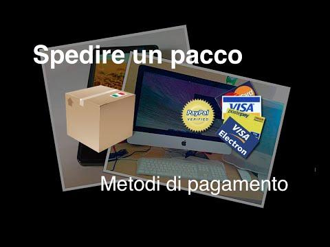 Come spedire un pacco con Poste Italiane