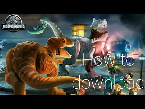 How To Download Lego Jurassic World For Free On Android Mod Unlocked