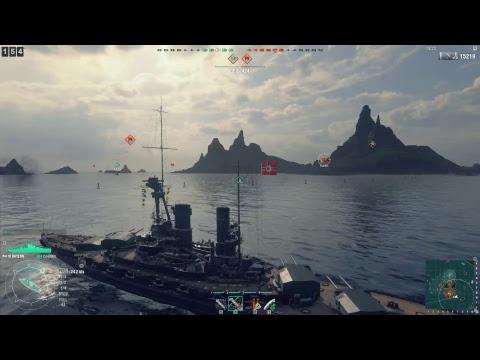 World of Warships Live - Prémium hajók ingyen újoncoknak - Részletek a leírásban