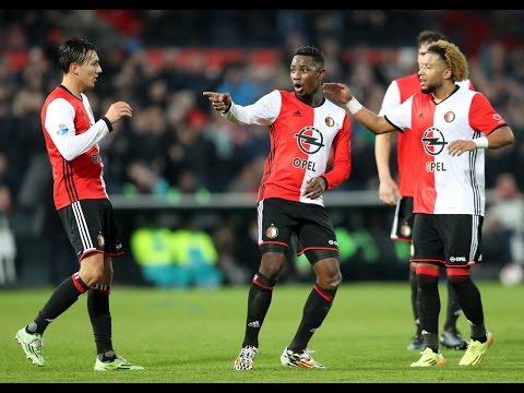 Samenvatting Feyenoord - N.E.C. 2016-2017