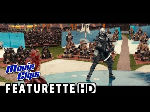 "47 Ronin Movie Featurette - ""Samurai Action"" (2013) HD"