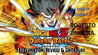 DB Super    Krilin le pide a Goku que lo golpee