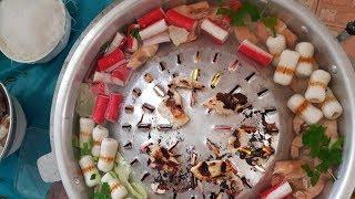 سوكي و شوي أكلة آسيوية Suki & BBQ