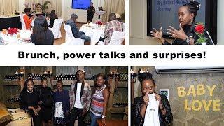 Vlog| Brunch, power conversations and surprises 😊