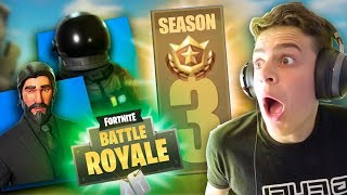 A SEASON NOVA DO FORTNITE : BATTLE ROYALE !! ‹ JonPlays ›