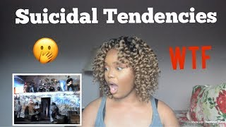 Suicidal Tendencies - You Can´t Bring Me Down REACTION!!!