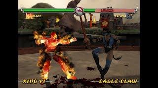 Mortal Kombat Deadly Alliance BLAZE - (VERY HARD) - (GameCube)【TAS】