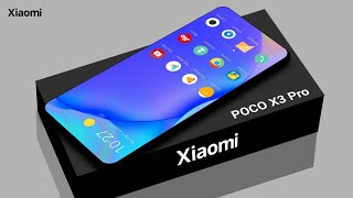 Poco X3 Pro -: 5G Speed,Snapdragon 765,108MP Camera,90Hz Display,12GB RAM/Poco X3 Pro