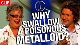 QI | Why Would You Swallow A Poisonous Metalloid?
