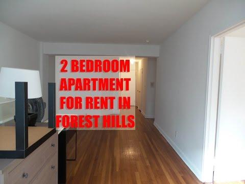 2 Bedroom for rent in Forest hills, Queens, NYC
