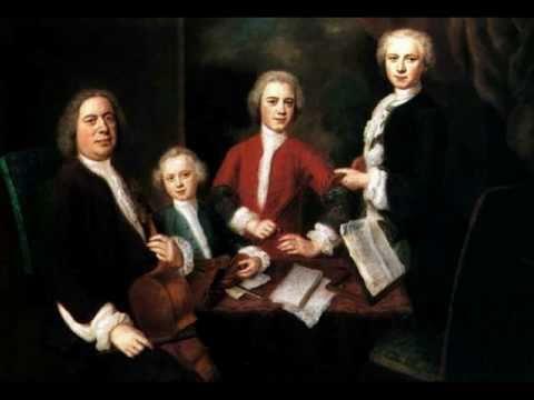 W.F. Bach : Concerto per due cembali in fa maggiore F10