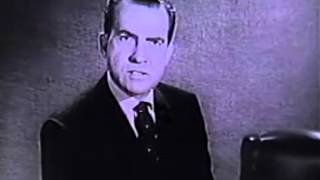 1960 U.S. Presidential Election Ad - Richard Nixon on The Most Important Issue - Peace & Communism
