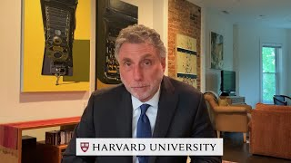 Washington Post Executive Editor Marty Baron Delivers Address | Honoring the Harvard Class of 2020