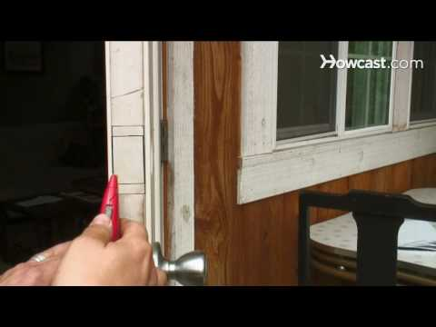 How To Install A Single-cylinder Deadbolt Lock