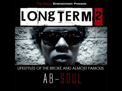 Ab-Soul - Soul Cry (Long Term 2) NEW 2010