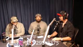 The Roll Out Show - Guest: Kevin Powell 11-11-15 pt 1 of 2