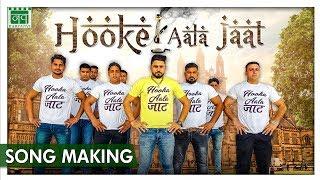 Making of HOOKE AALA JAAT | Raju Punjabi Feat. Pardeep Boora | New Haryanvi DJ Song 2018