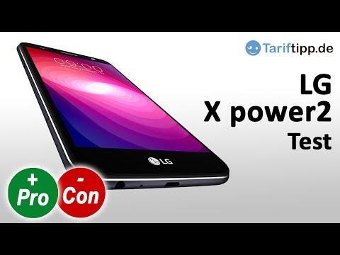 LG X Power2   Test Deutsch