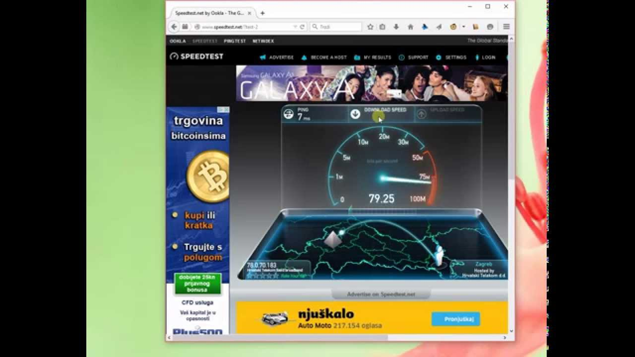 How to fix slow lan upload speed