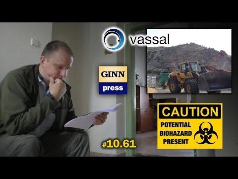Vassal - Nelegálna skládka nebezpečného odpadu v Podunajských Biskupiciach a jej hrozba  #10.61