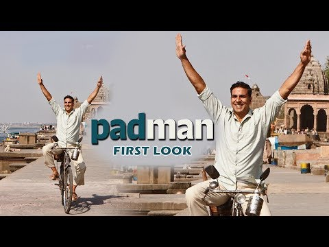 Padman First Look Out Ft. Akshay Kumar