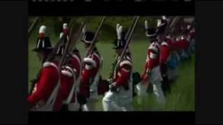 JOHNNY HORTON - THE BATTLE OF NEW ORLEANS English version  red coats