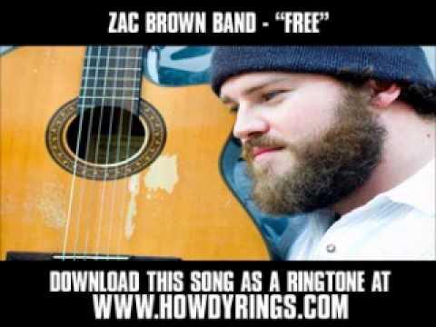 Zac Brown Band - Free Lyrics | MetroLyrics