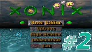 AirXonix - Walkthrough Part 2 - [Classic 15 Levels]