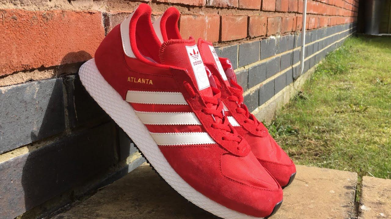 Adidas Atlanta SPZL (unboxing & on foot)