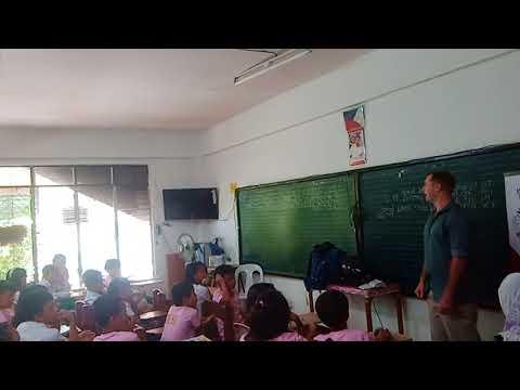 Bolton Elementary School 6th Grade Gospel Presentation 08292018